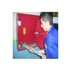 Mantenimientos de boca de incendios equipadas