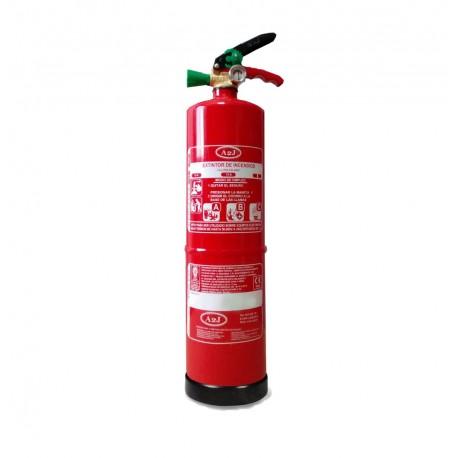Extintor de polvo ABC de 3kg