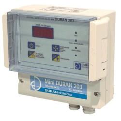 Central No Ampliable de Detección de Monóxido de 1 zona (hasta 4 detectores).