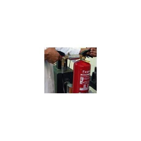 Mantenimientos de extintores