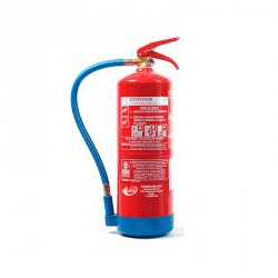 Extintor de agua + aditivos de 9 l
