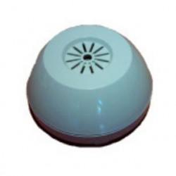 Cabeza de detector de monóxido de carbono.