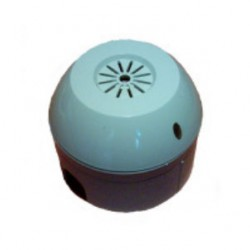 Detector de monóxido de carbono completo.